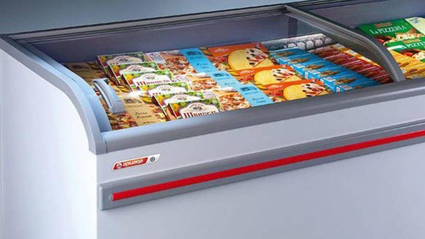 Комплексное оснащение магазина продуктов от INNOVA