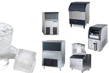 Профессиональные льдогенераторы