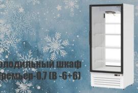 Холодильный шкаф Премьер (-6+6)